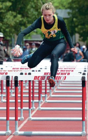 S.F. High girls pull off amazing 3rd place finish at State Track, Field Championships