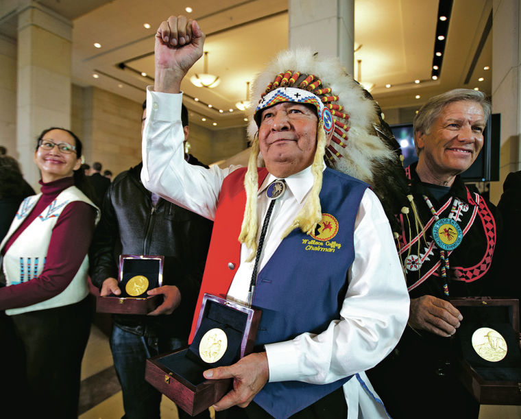 Code talkers' recognition overdue