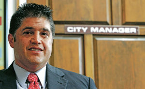 City Manager Romero to retire at month's end