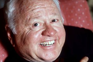 Police: Legendary star Mickey Rooney dies at 93