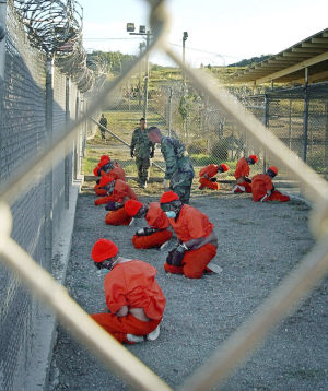Guantánamo photos reverberate around the world