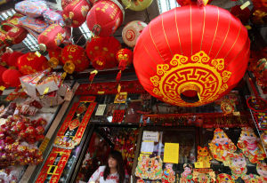 The many flavors of the foods of Chinese New Year