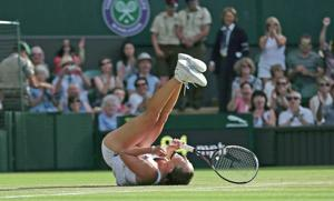 'Unbelievable': Jankovic tops 2-time Wimbledon champ Kvitova