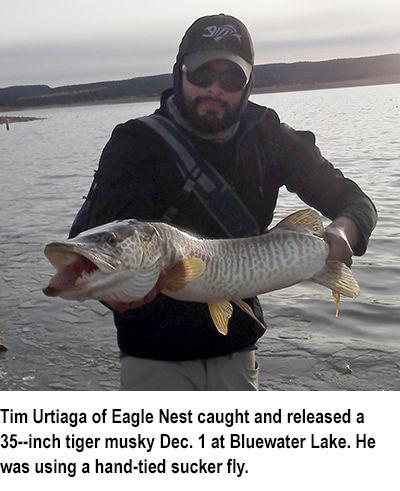 New mexico fishing report the santa fe new mexican outdoors for New mexico fishing