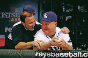 Tampa Bay Rays trainer, a Santa Fe native, remembers Zimmer