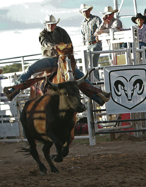 New competitors make debut as 65th annual rodeo kicks off