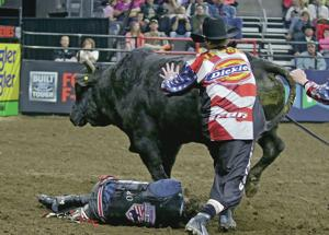 Helmets fail to protect bull riders from concussions