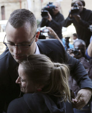 Pistorius neighbor says shooting accidental