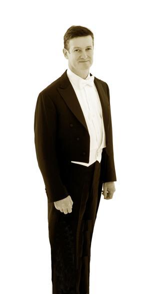 Conductor Harry Bicket