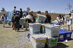 Afghan official: Vote successful, not fraud free