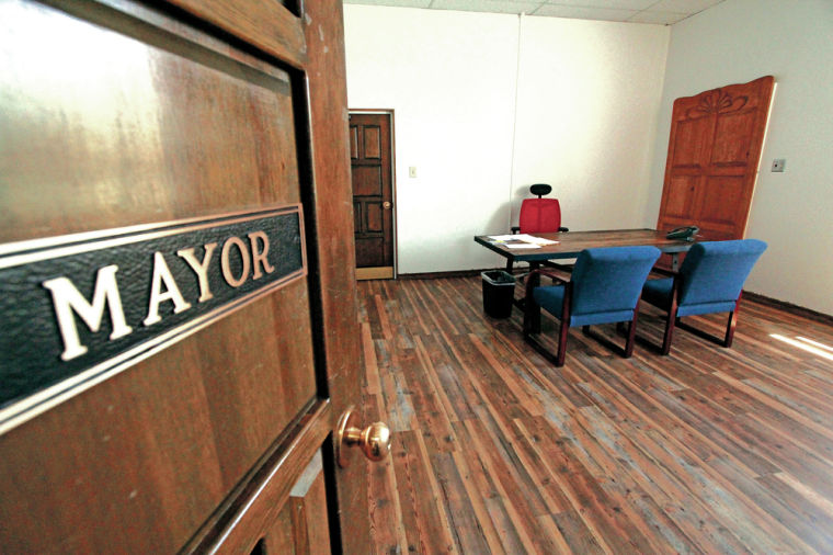 Mayor's office undergoing $6K remodel