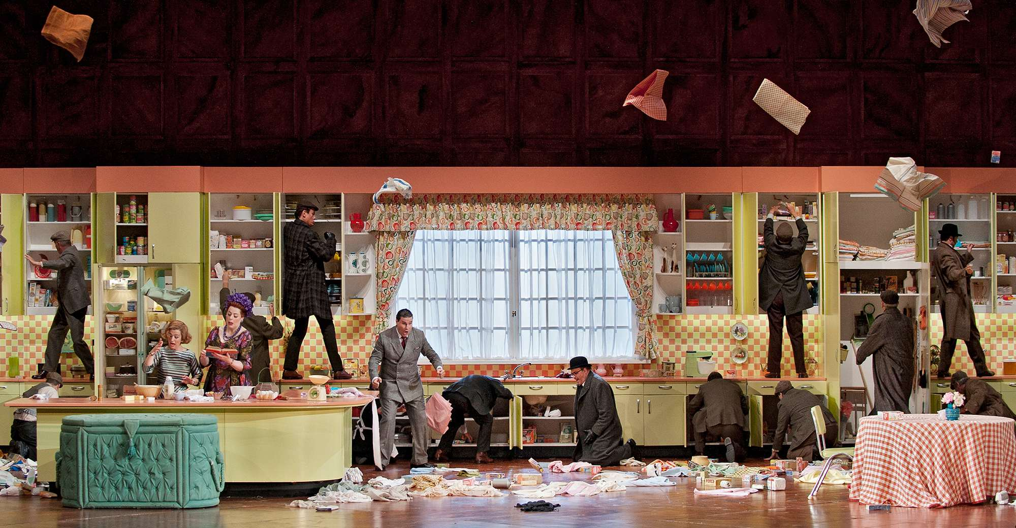 "The Dutch National Opera's ""Falstaff"""