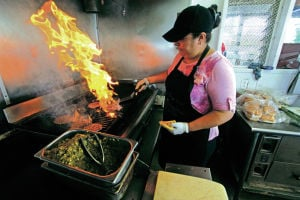 Six local restaurants in running for green chile cheeseburger bragging rights
