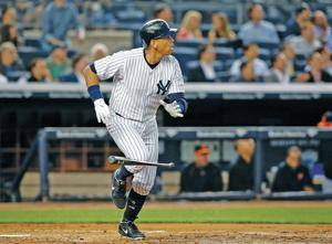 A-Rod hits HR No. 661 to pass Mays for 4th, Yankees top O's
