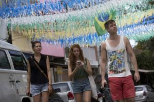 World Cup tourists, get ready for price shock