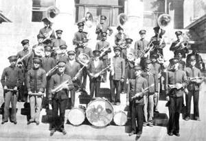 Trail Dust: Community bands part of Santa Fe tradition