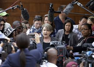 Pistorius moves to house arrest, but legal challenge looms