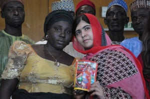 Pakistani teen seeks release of Nigerian girls