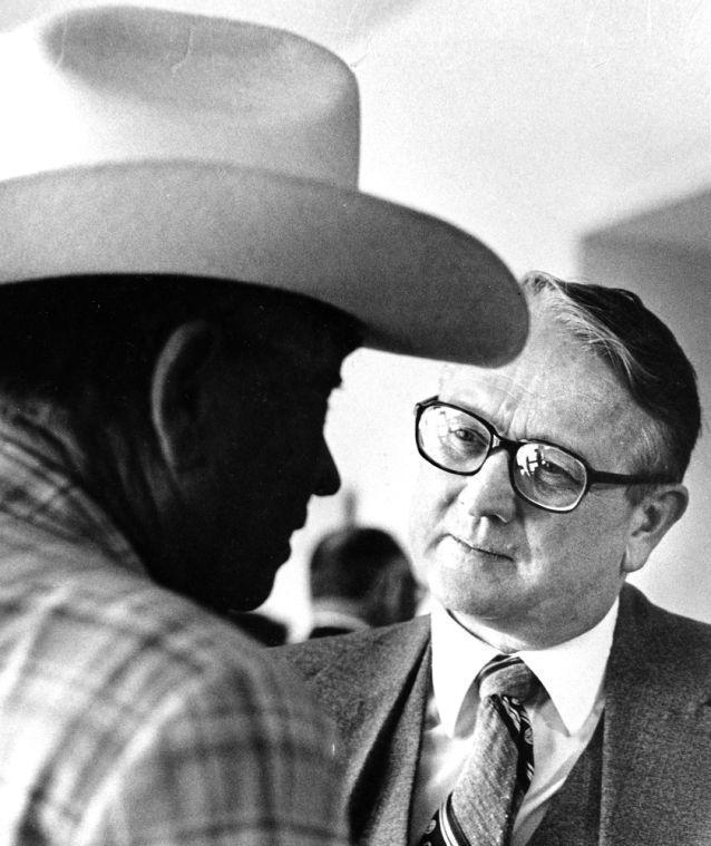 Former New Mexico Gov. David Cargo dead at 84