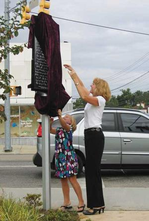 New marker tells of Lake City's colonial origins
