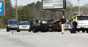 Darlington Harry Byrd Highway Crash