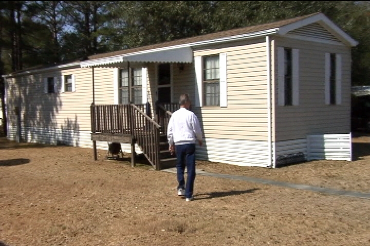 Allstate Dropping Mobile Home Insurance In Horry County