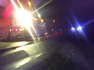 Highway 90 accident