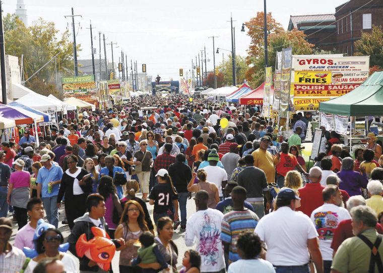 Go nuts s c pecan festival returns saturday for 12th for Pool show florence sc