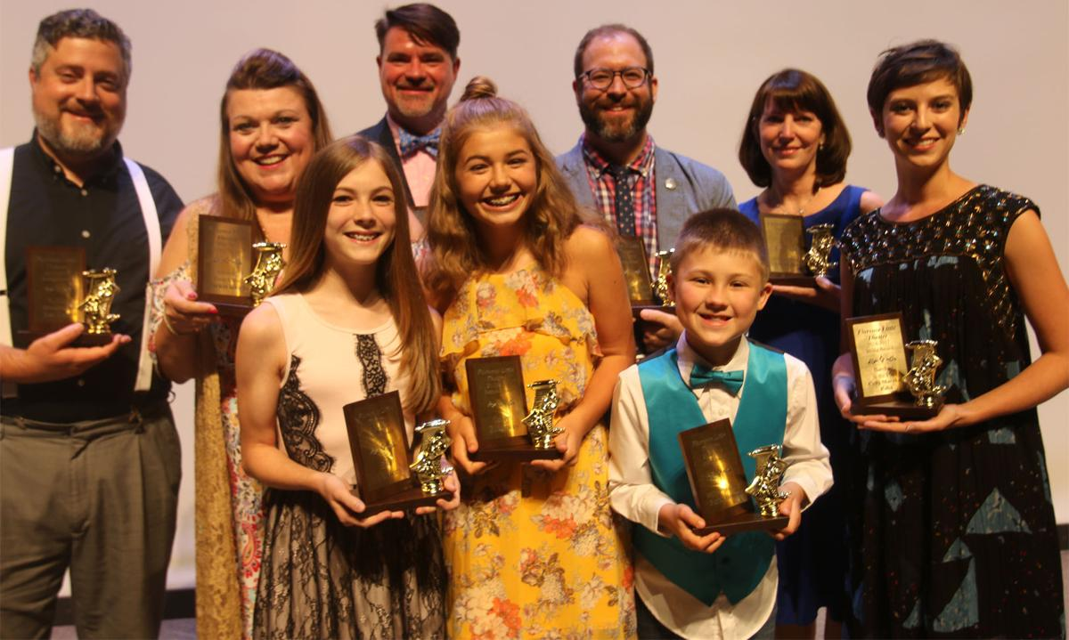 Florence Little Theatre honors volunteers at annual awards ...