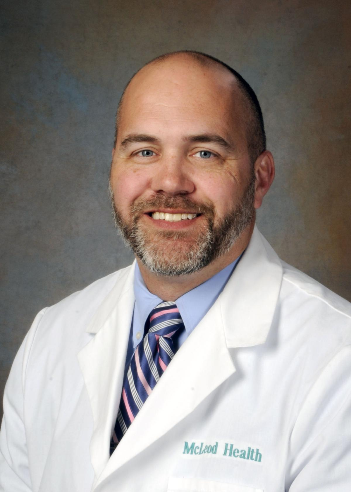 Mcleod welcomes family medicine physician dr daniel owens - Garden state healthcare associates ...