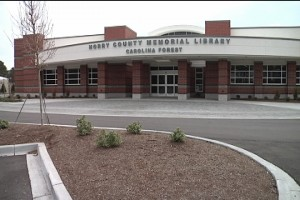 Carolina Forest Library can't open without funding for staff