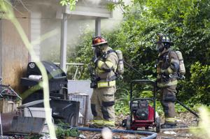Florence Apartment Building Fire