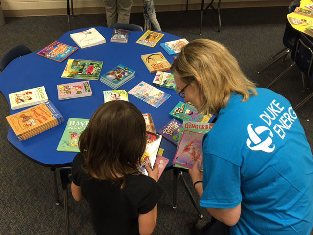 Duke Energy, Reading Is Fundamental team up to boost Pee Dee childhood reading skills
