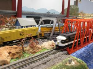 Model railroad club