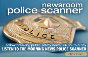 Listen to our newsroom police scanner