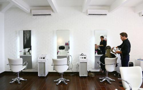 A new style for downtown florence business for A touch above salon