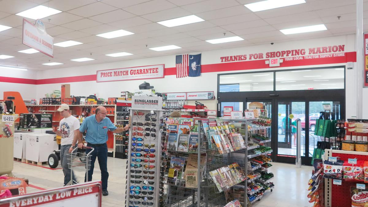 Tractor Supply Hours : Tractor supply store opens in marion local news scnow