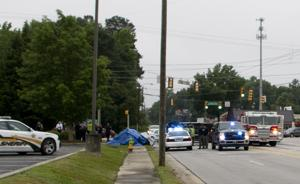 Five Points Fatal Crash