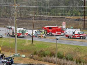 Deadly crash clogs traffic on Highway 17 bypass