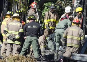 Darlington Fatal Fire