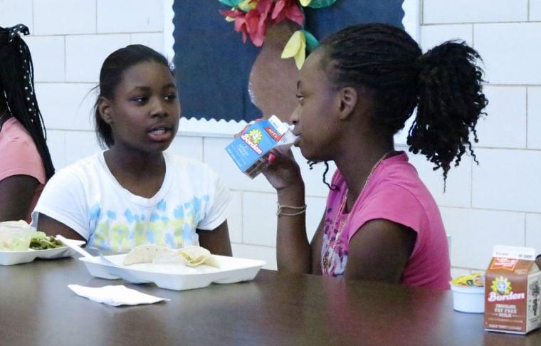Eat Smart School Cafeteria Programs