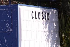 Several small hotels closed on Ocean Boulevard
