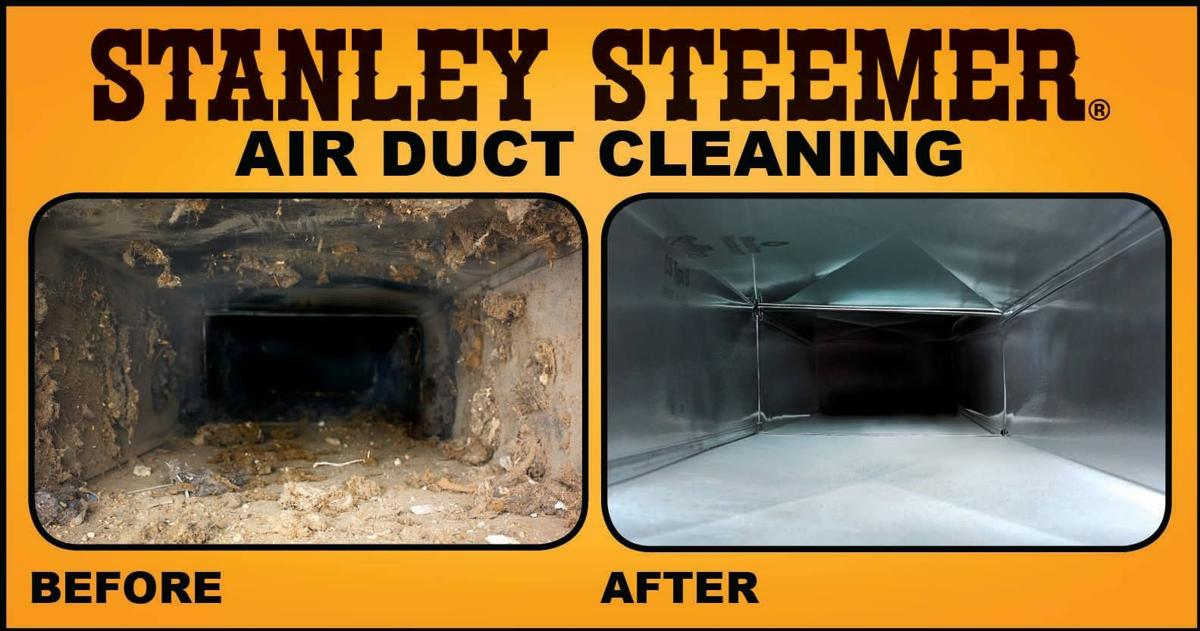 Carpet Cleaning Air Duct Cleaning Upholstery Cleaning And ...