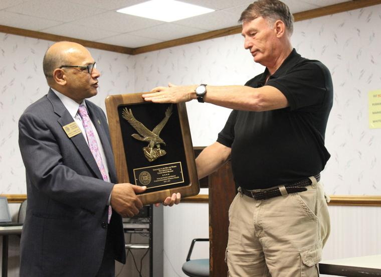 Veterans Center dedicated at Florence-Darlington Tech