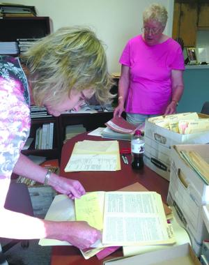 Three Rivers receives influx of Pee Dee family histories