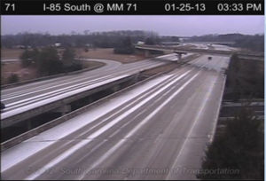 Freezing rain in SC means school closings, wrecks - SCNow: State
