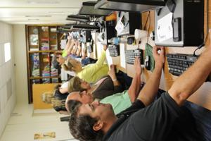 Lake city technology center hosts John Derre training