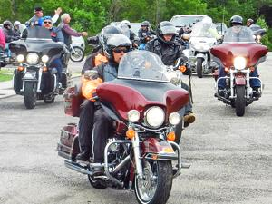 American Legion Riders of S.C. Legacy Ride