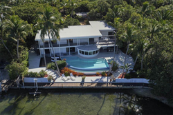 Combine your two passions with Ted Williams' fishing retreat, for sale in Islamorada