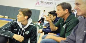 Coach Kevin Pedersen